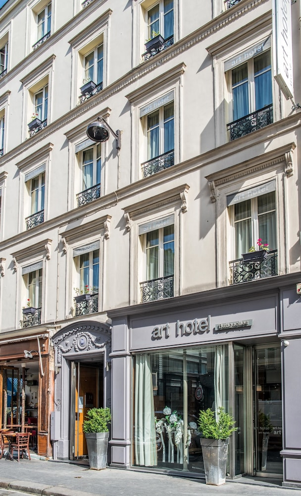 Art Hotel Batignolles Paris France