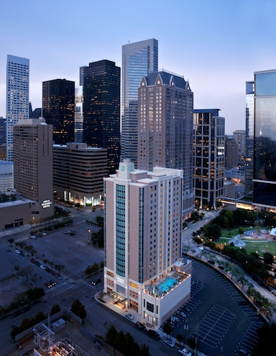 Check Expedia for Availability of Embassy Suites Houston Downtown