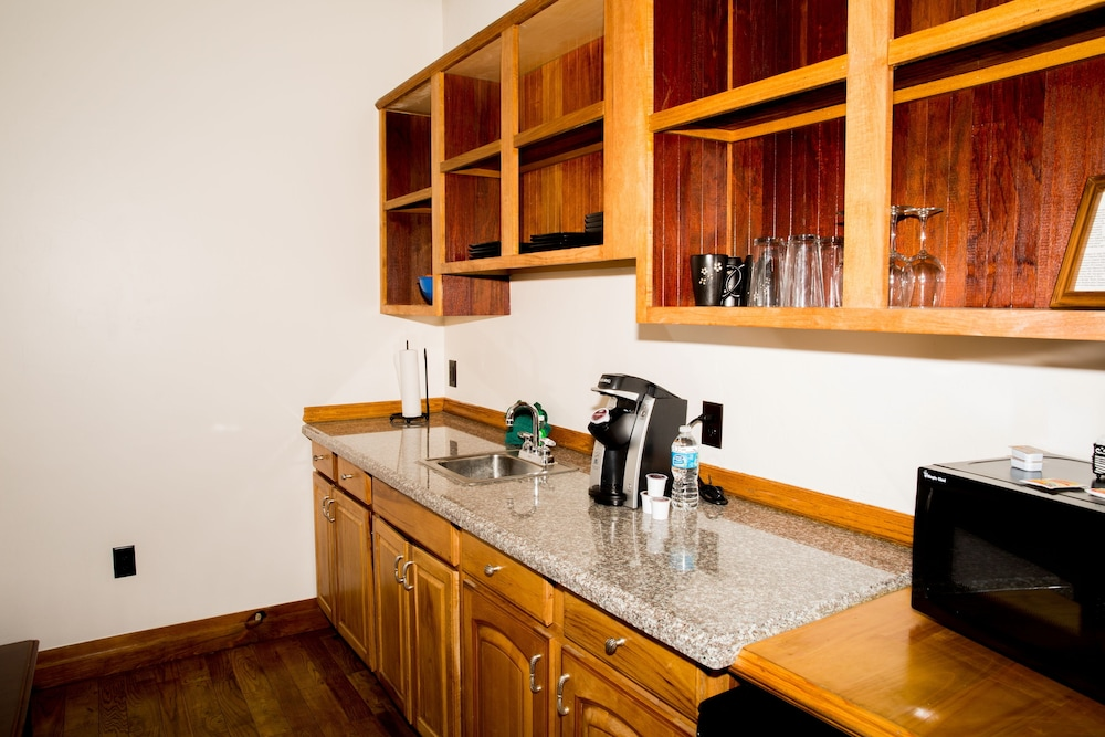 Private Kitchenette, The Lodges at Gettysburg