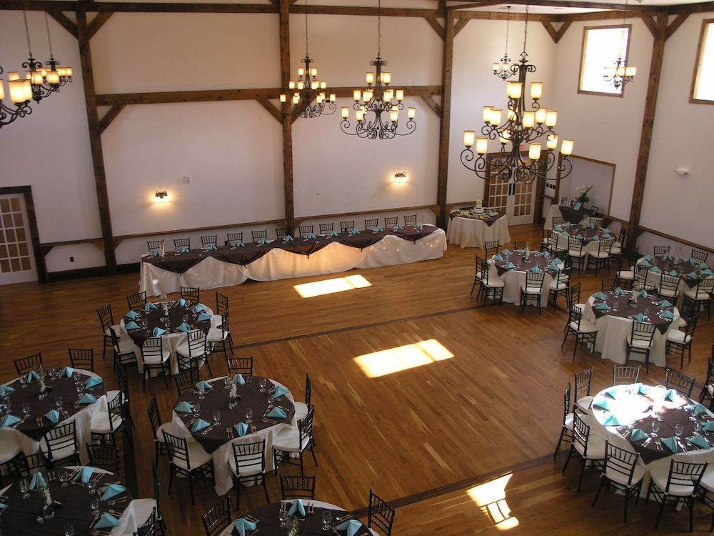 Banquet Hall, The Lodges at Gettysburg