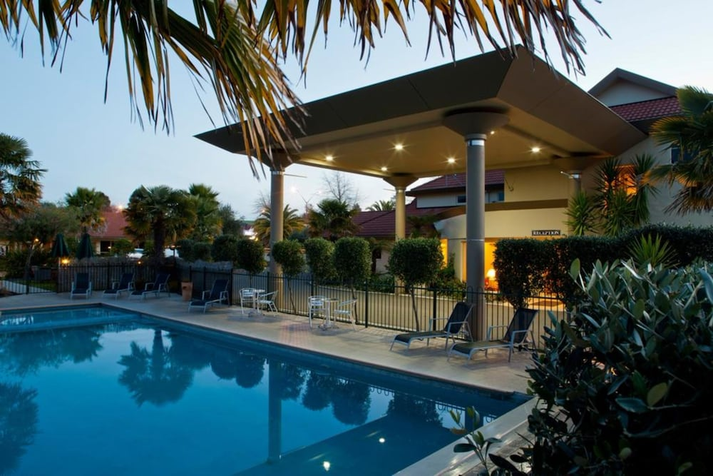 Regal Palms Resort Deals Reviews Rotorua Nzl Wotif