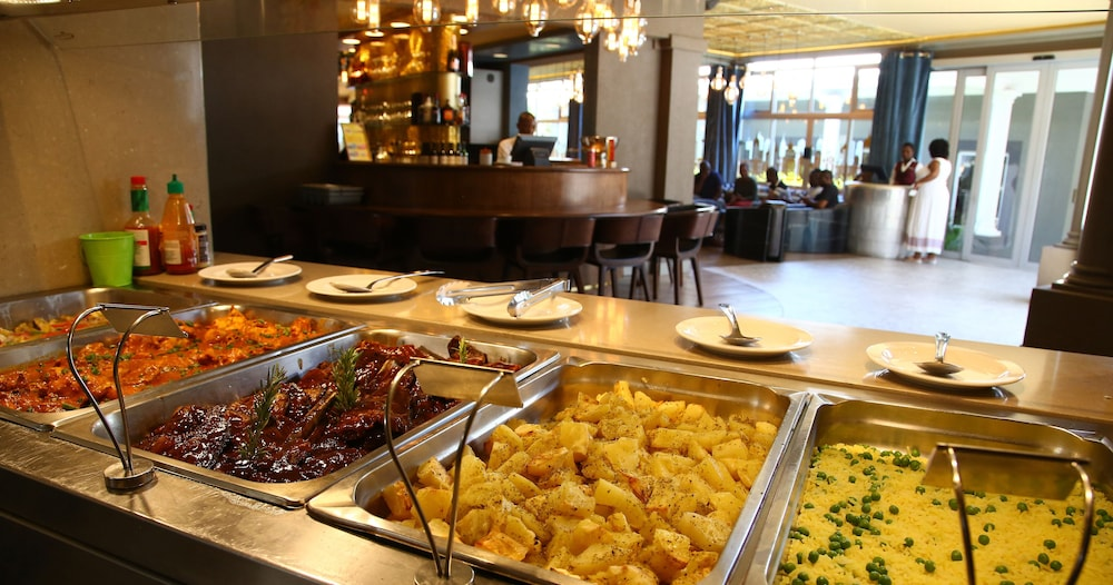 Buffet, The Aviator Hotel OR Tambo International Airport