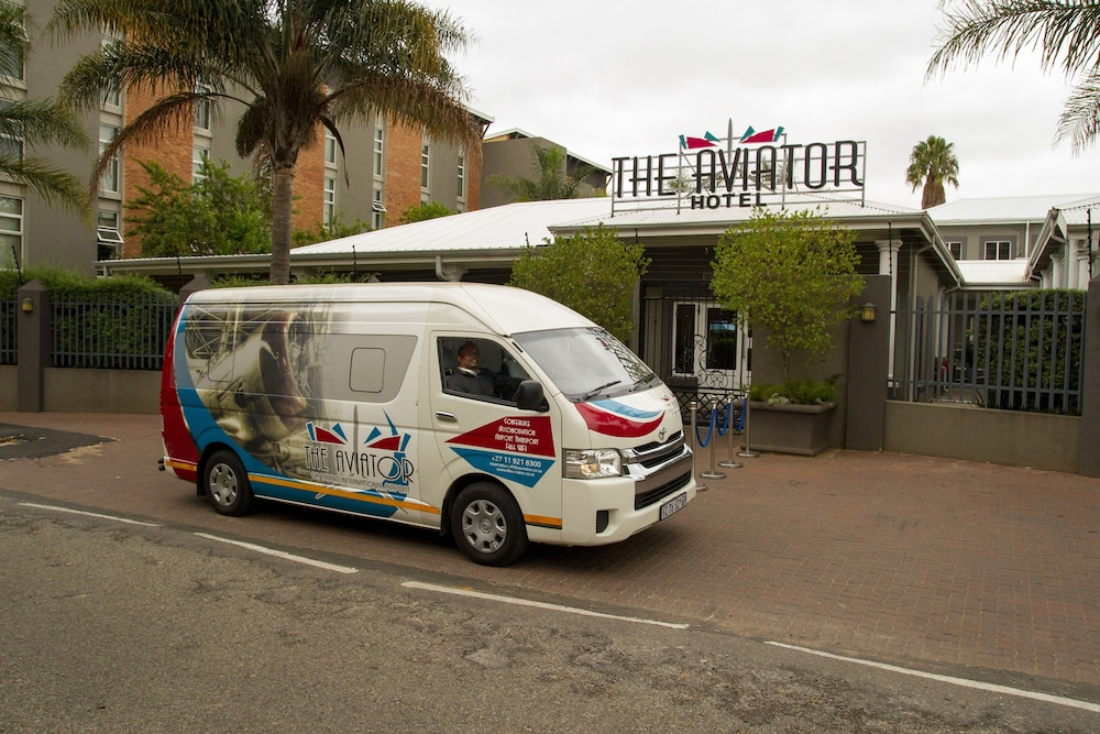 Airport Shuttle, The Aviator Hotel OR Tambo International Airport