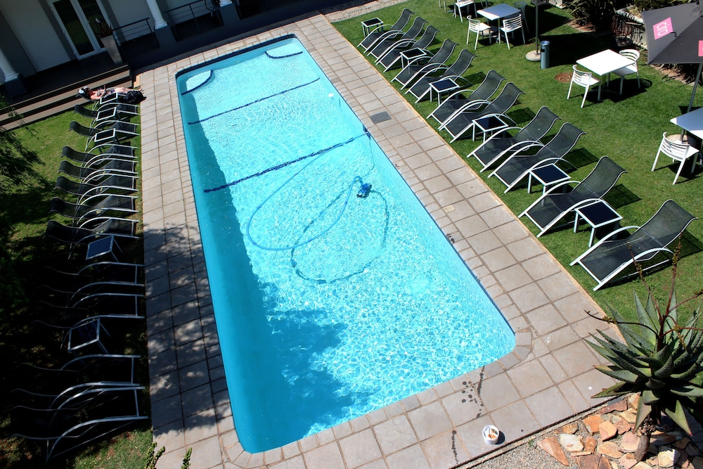 Outdoor Pool, The Aviator Hotel OR Tambo International Airport