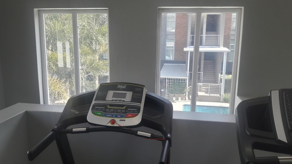 Gym, The Aviator Hotel OR Tambo International Airport