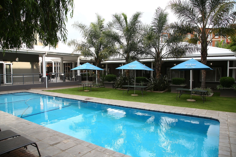 Terrace/Patio, The Aviator Hotel OR Tambo International Airport