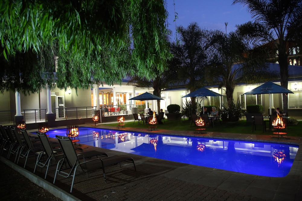 Pool, The Aviator Hotel OR Tambo International Airport