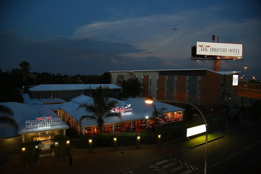 Featured Image, The Aviator Hotel OR Tambo International Airport