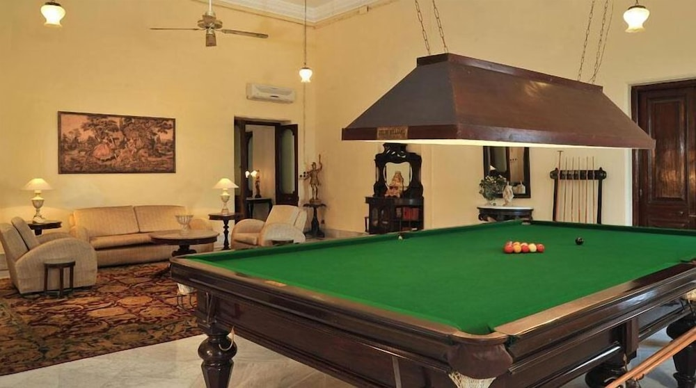 Sports Facility, Welcomheritage Sheikhpura Kothi