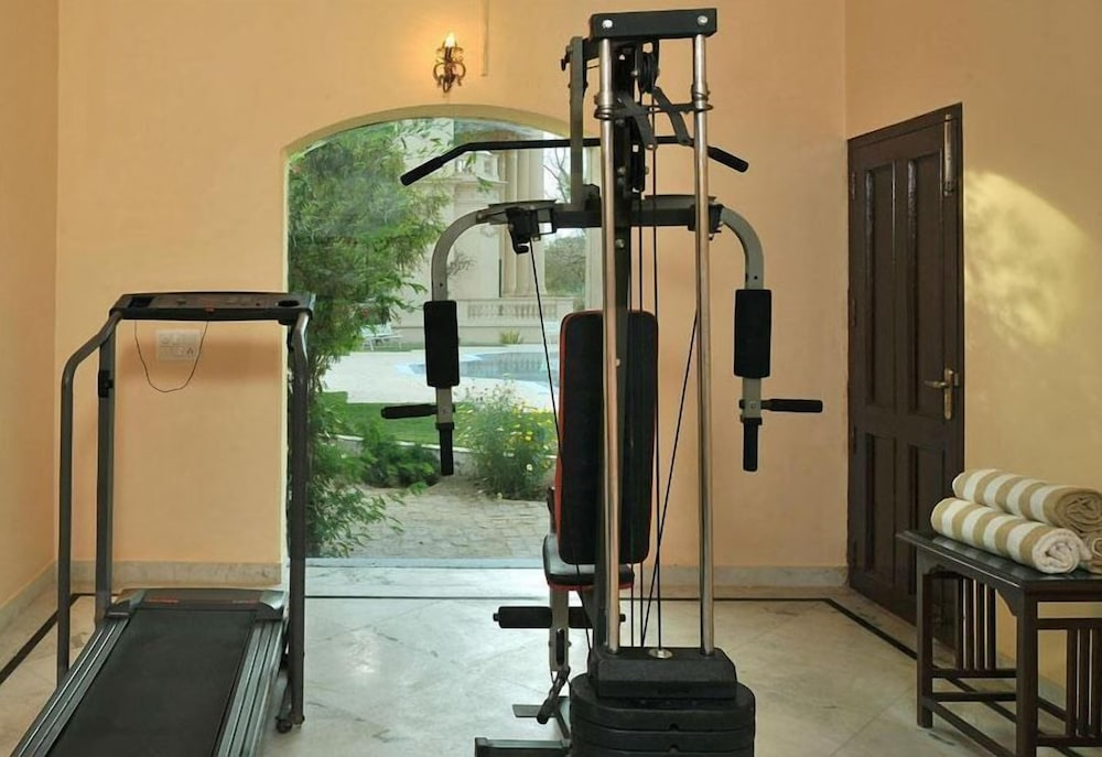 Gym, Welcomheritage Sheikhpura Kothi
