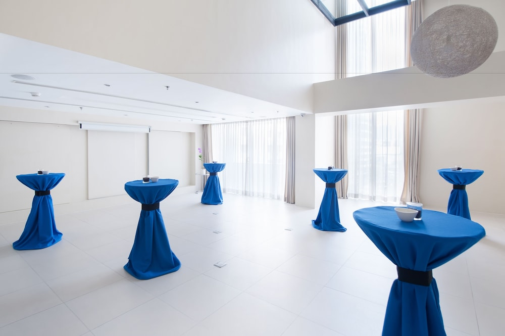 Banquet Hall, The Picasso Boutique Serviced Residences