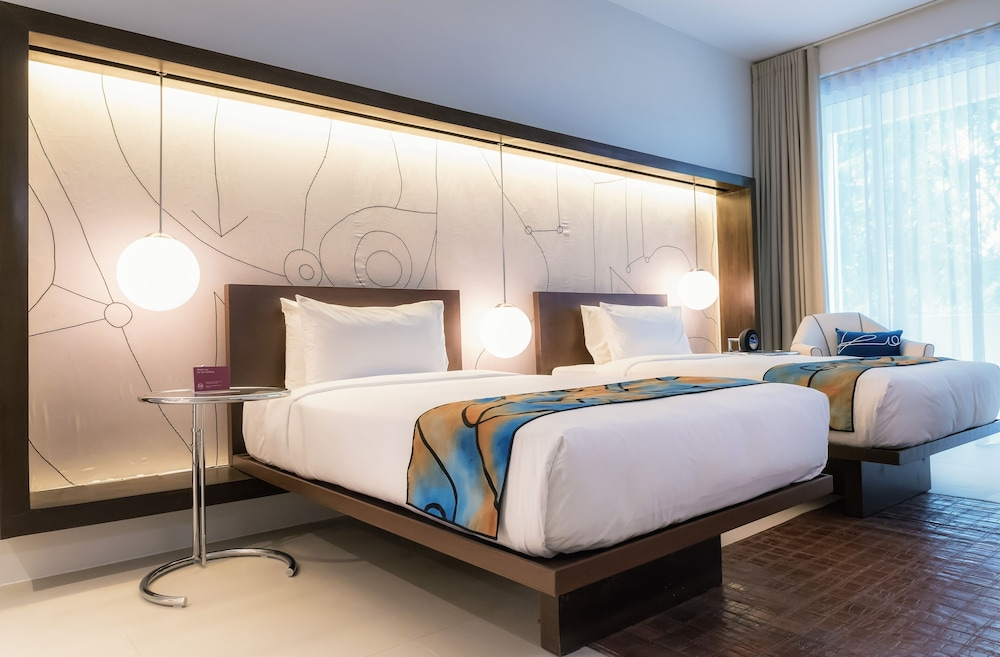 Room, The Picasso Boutique Serviced Residences
