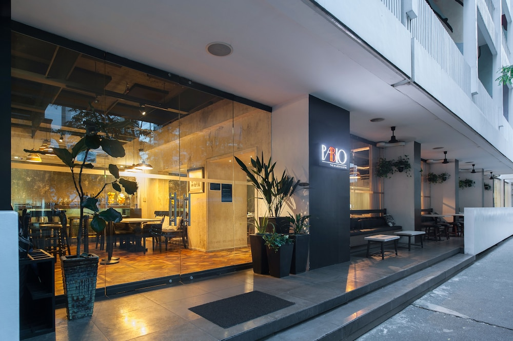 Front of Property - Evening/Night, The Picasso Boutique Serviced Residences