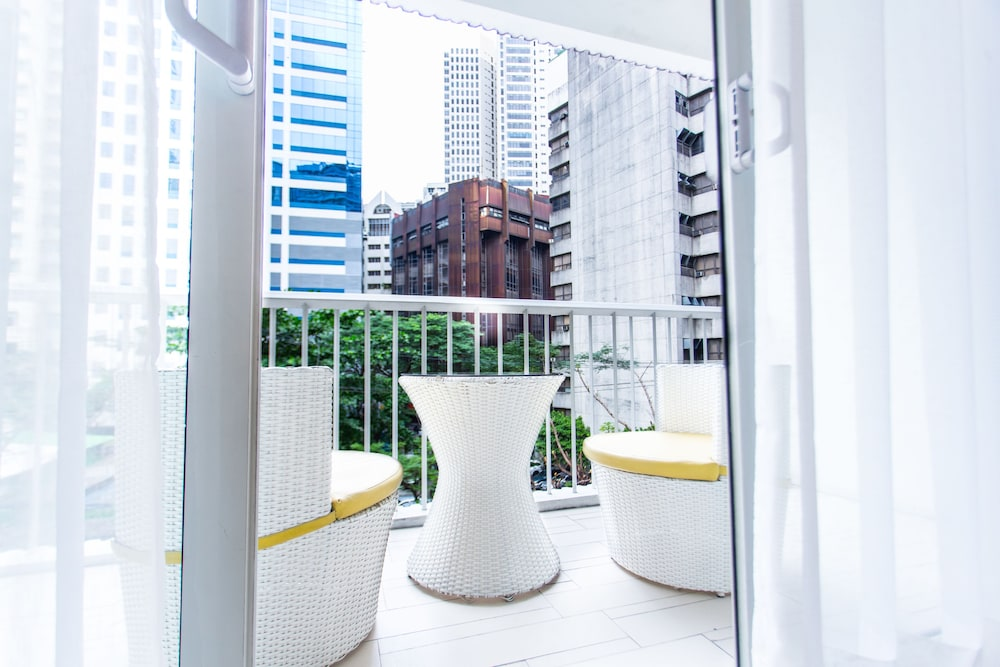 Terrace/Patio, The Picasso Boutique Serviced Residences