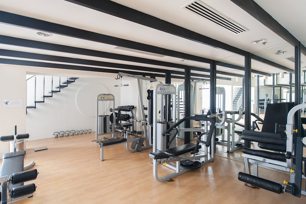 Gym, The Picasso Boutique Serviced Residences
