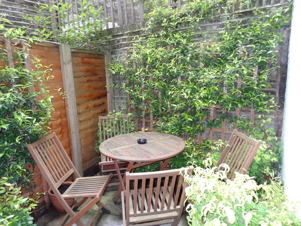 Terrace/Patio, Studios 2 Let Serviced Apartments - Cartwright Gardens