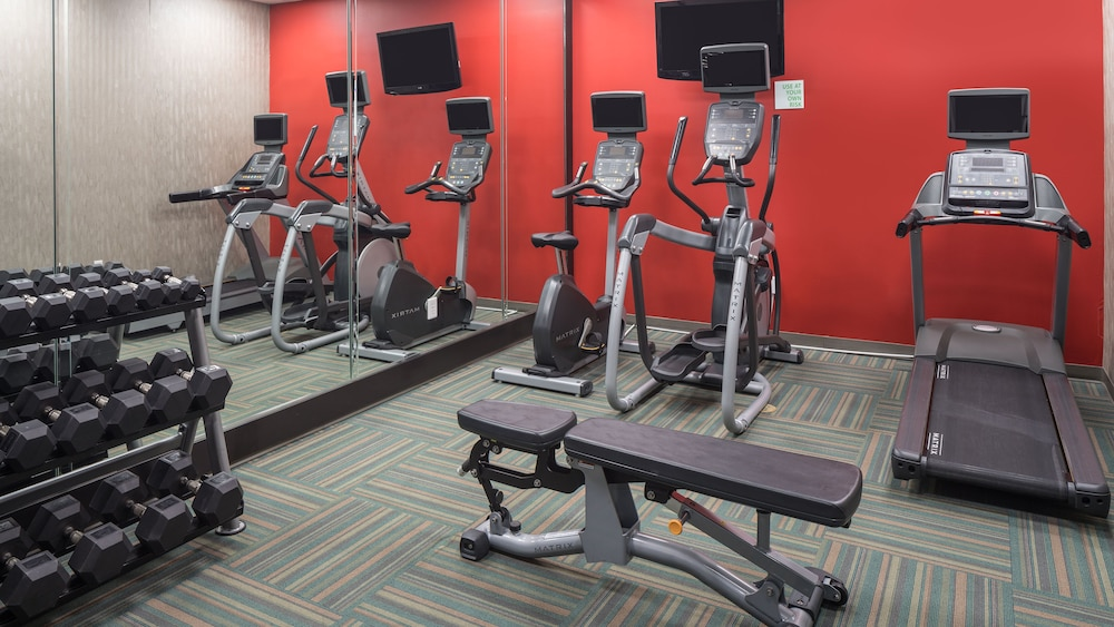 Fitness Facility, Holiday Inn Westway Park, an IHG Hotel