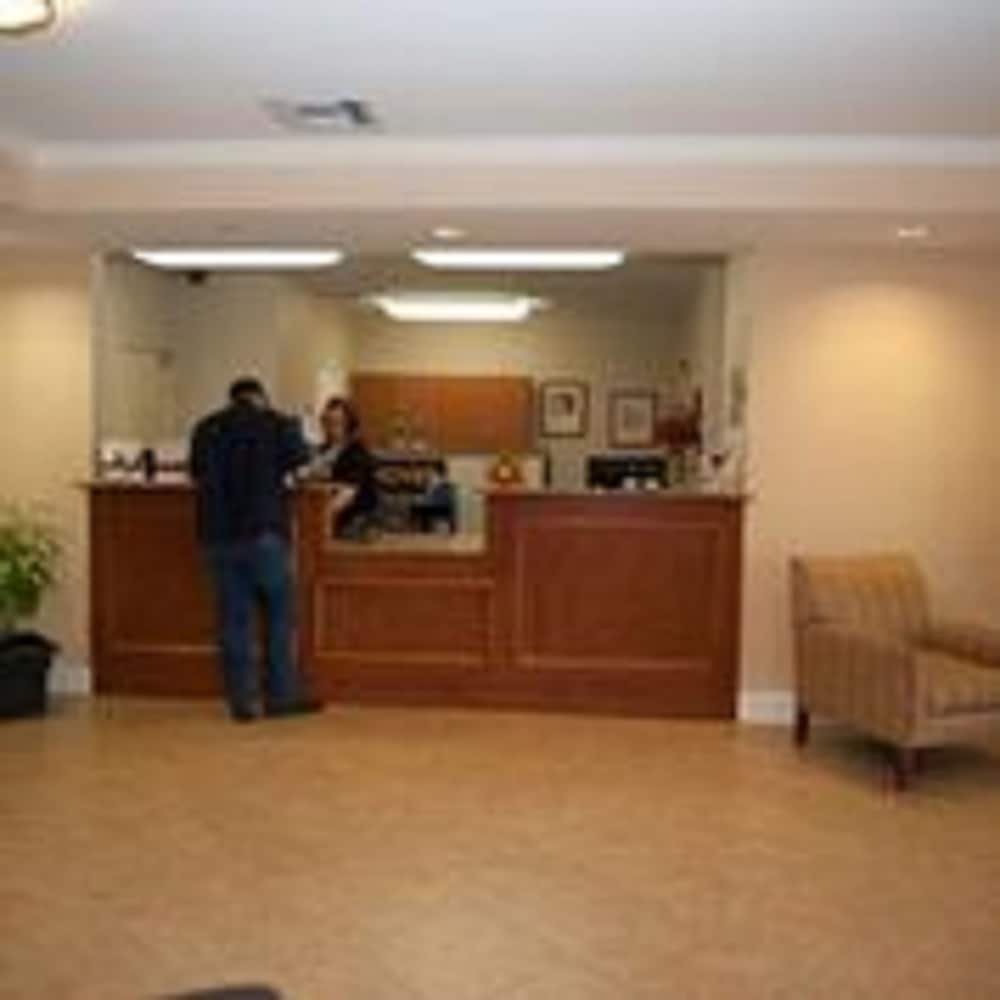 Reception, Extended Stay America - Lawton - Fort Sill