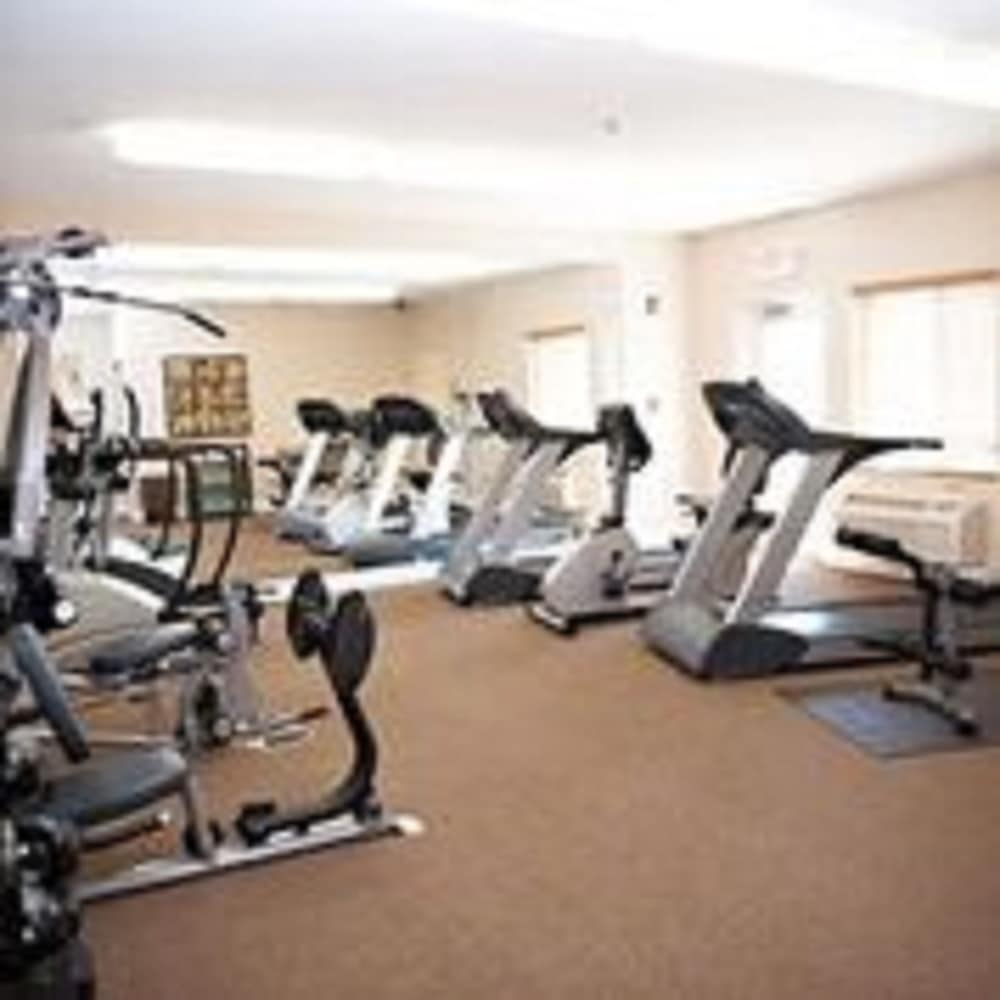Fitness Facility, Extended Stay America - Lawton - Fort Sill