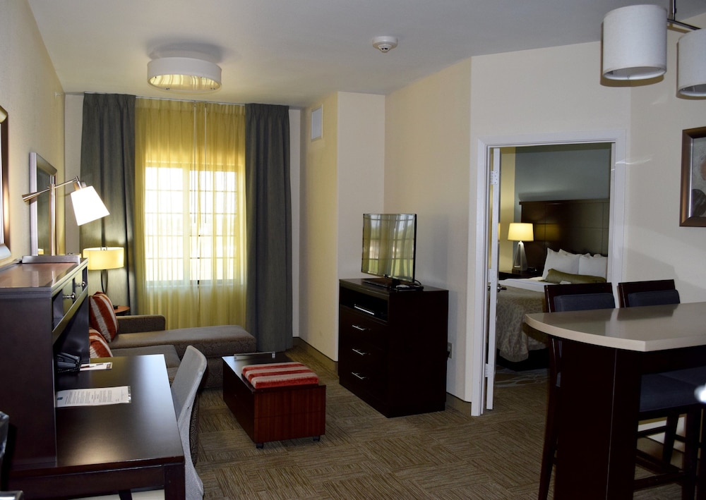 Room, Staybridge Suites Houston Stafford - Sugar Land, an IHG Hotel