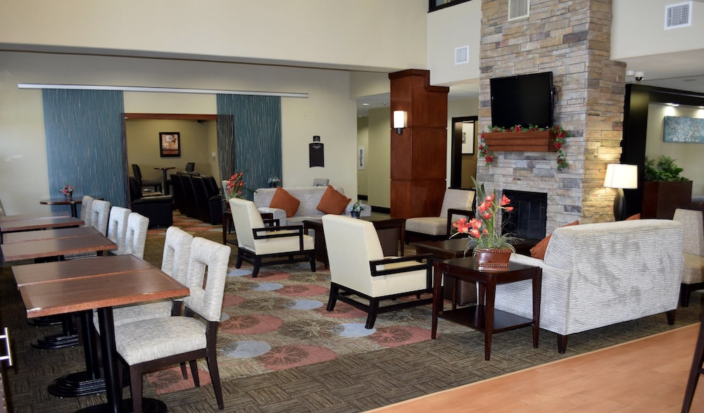 Restaurant, Staybridge Suites Houston Stafford - Sugar Land, an IHG Hotel