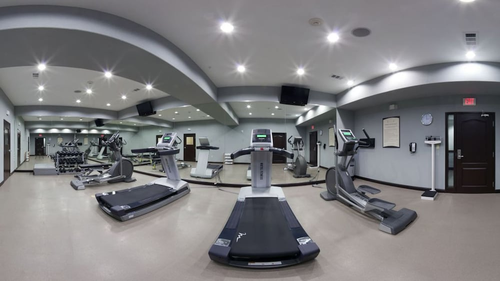 Gym, Staybridge Suites Houston Stafford - Sugar Land, an IHG Hotel