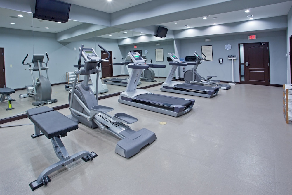 Fitness Facility, Staybridge Suites Houston Stafford - Sugar Land, an IHG Hotel