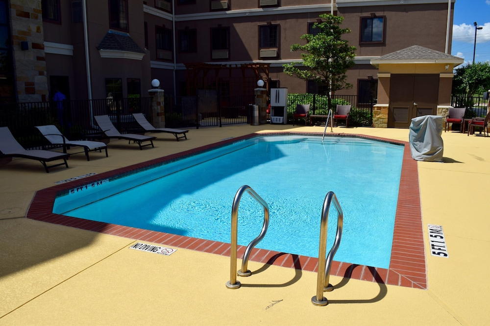Pool, Staybridge Suites Houston Stafford - Sugar Land, an IHG Hotel