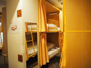 Shared Dormitory, Men only - Guestroom