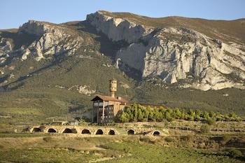 Carretera A-124 Km, 61, Páganos 01309, Laguardia, Álava, Spain.
