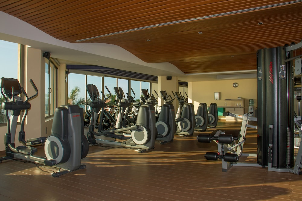 Gym, Zuana Beach Resort