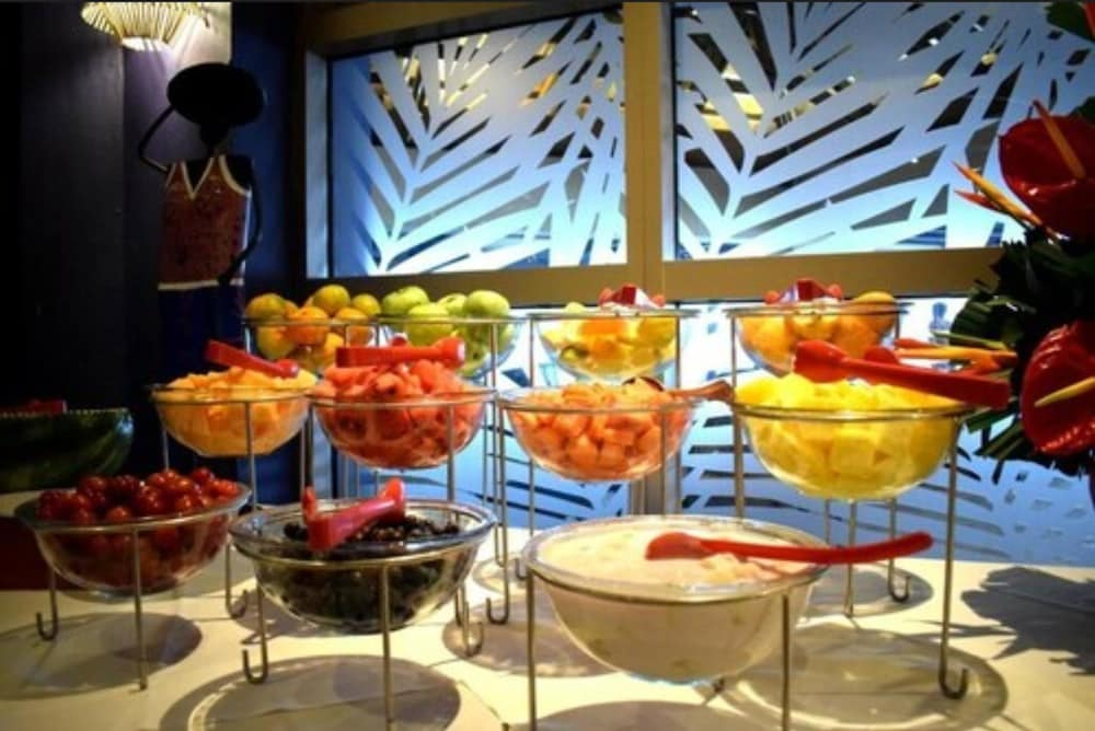 Breakfast buffet, Zuana Beach Resort