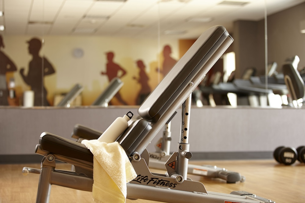 Fitness Facility, HYATT house Charlotte/Center City