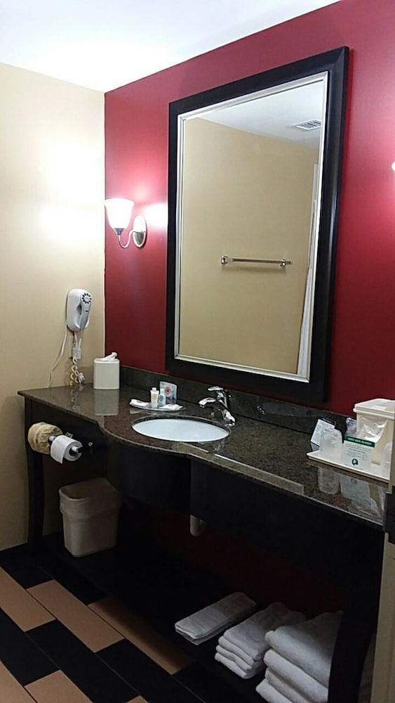 Bathroom, Comfort Suites Kingsport
