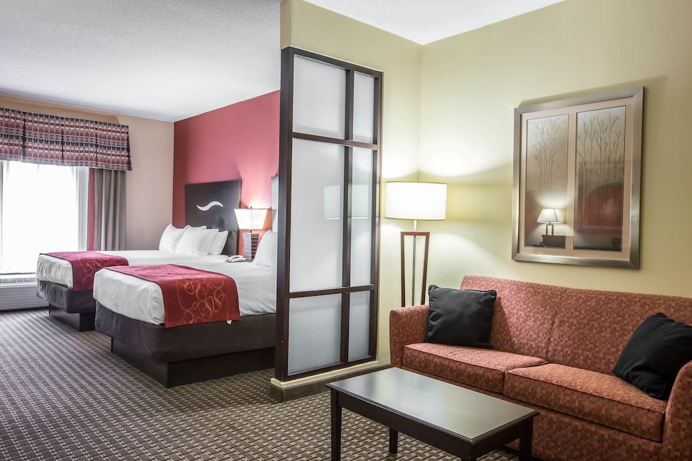 Room, Comfort Suites Kingsport