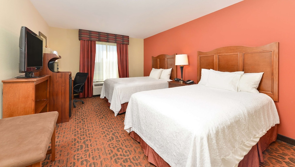 Room, Hampton Inn Muscatine