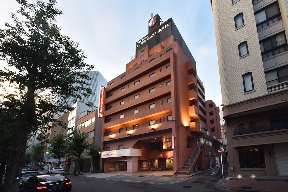 Featured Image, Yokohama Heiwa Plaza Hotel