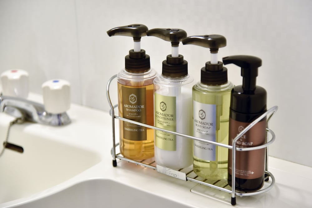 Bathroom Amenities, Yokohama Heiwa Plaza Hotel