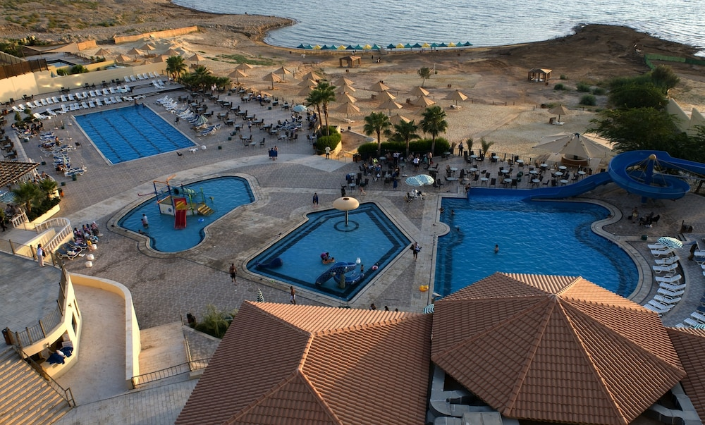 Pool, Dead Sea Spa Hotel