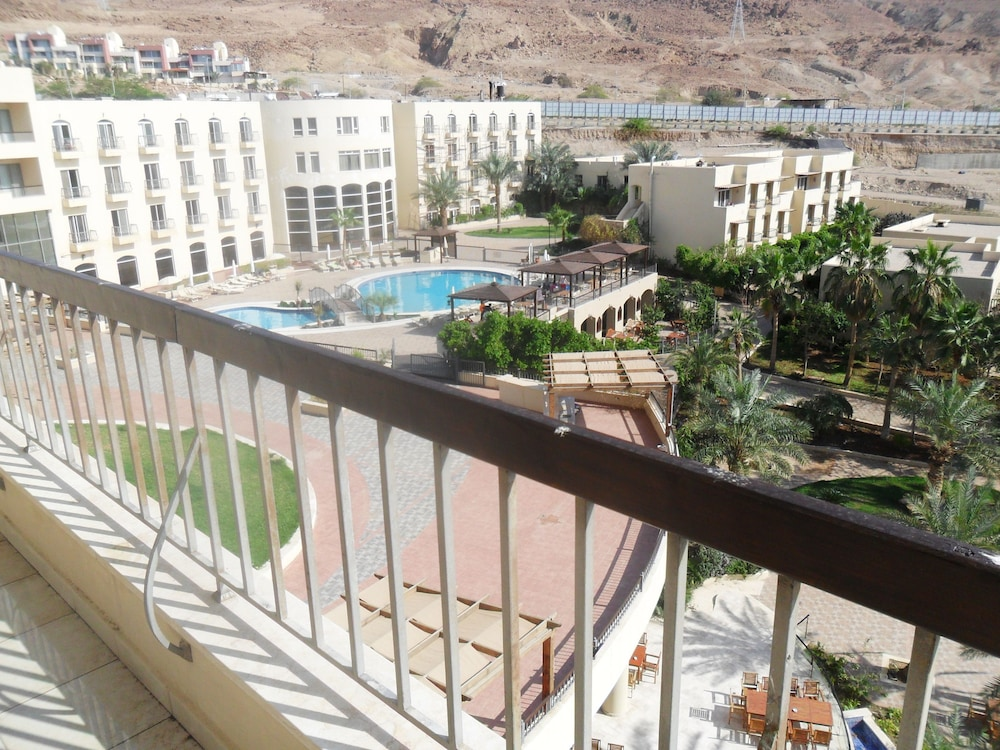 View from Property, Dead Sea Spa Hotel
