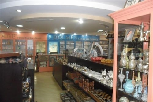 Gift Shop, Dead Sea Spa Hotel