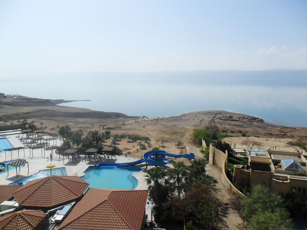 Outdoor Pool, Dead Sea Spa Hotel