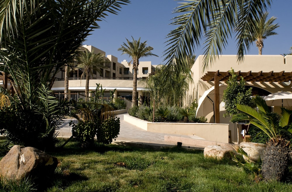 Property Grounds, Dead Sea Spa Hotel