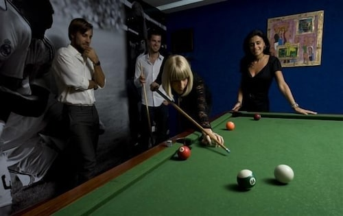 Billiards, Dead Sea Spa Hotel