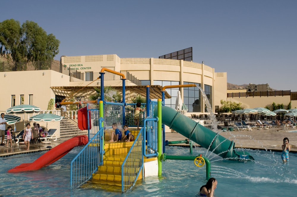 Water Park, Dead Sea Spa Hotel