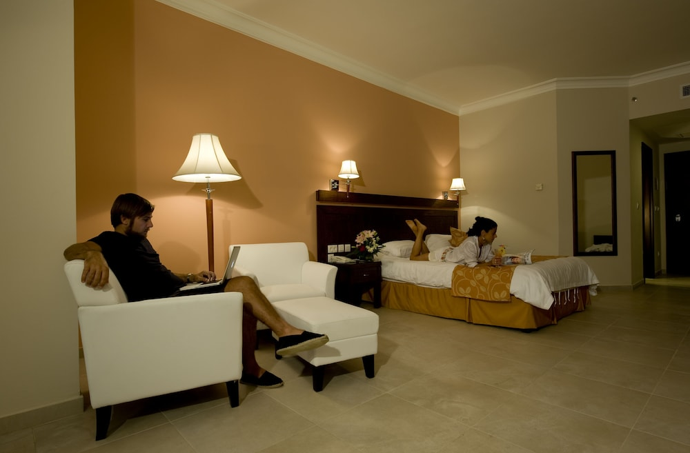Room, Dead Sea Spa Hotel