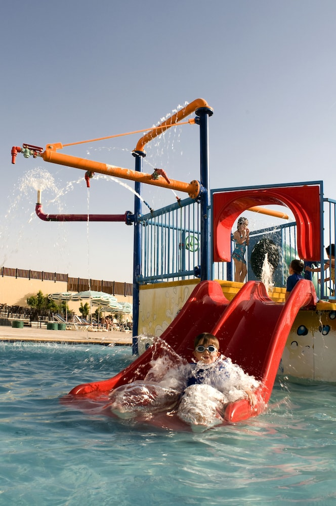 Children's Play Area - Outdoor, Dead Sea Spa Hotel