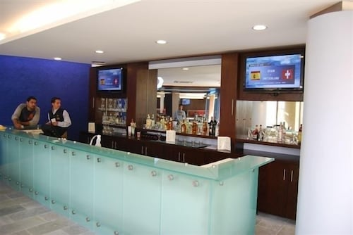 Bar, Dead Sea Spa Hotel