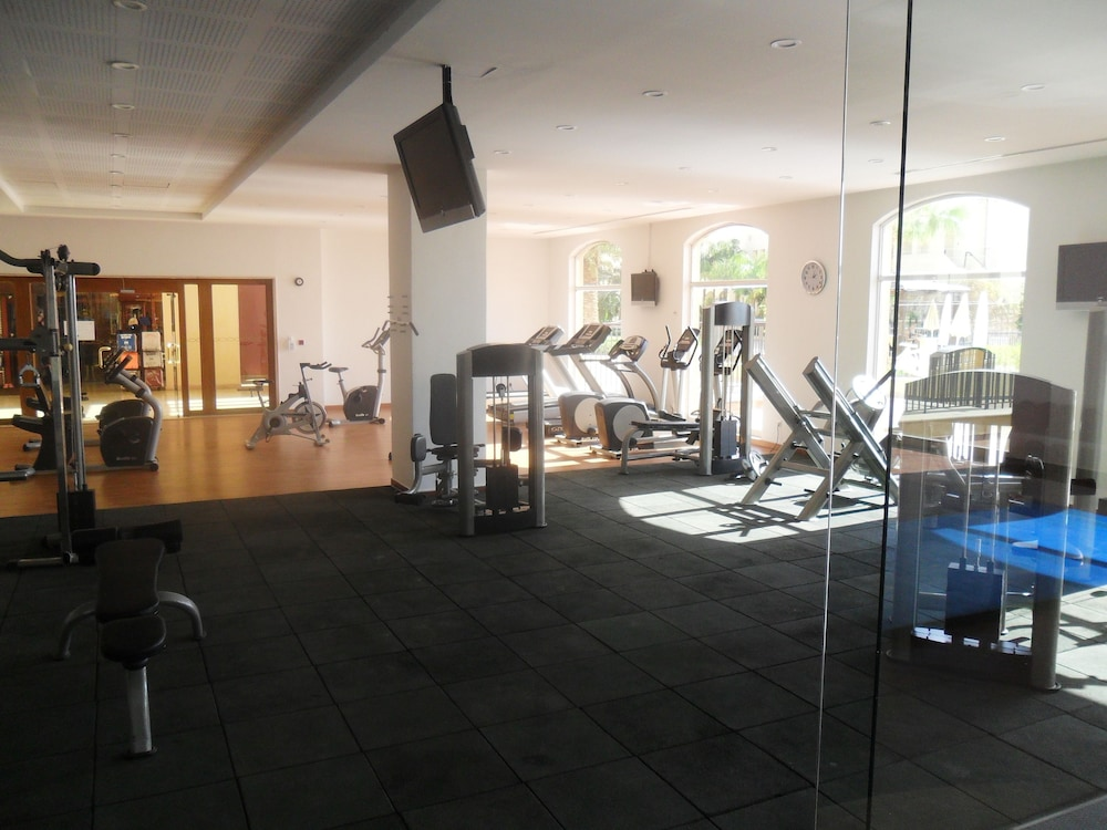 Gym, Dead Sea Spa Hotel