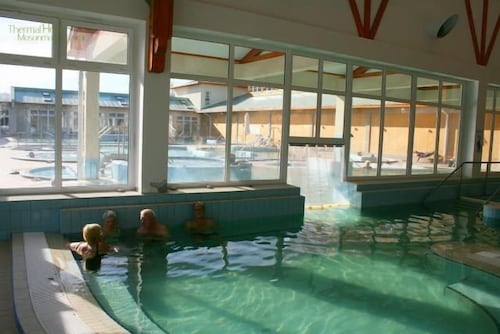 Indoor Pool, Thermal Hotel Superior